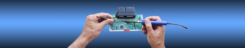 Ремонт электронных блоков управления двигателя