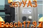 Блок управления двигателем, мозги УАЗ Патриот, Хантер Бош Bosch 17.9.7 Е-газ купить в Оренбурге